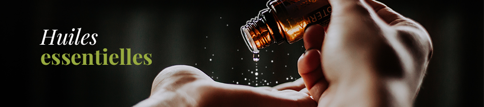 huiles essentielles Crystal Bien-être